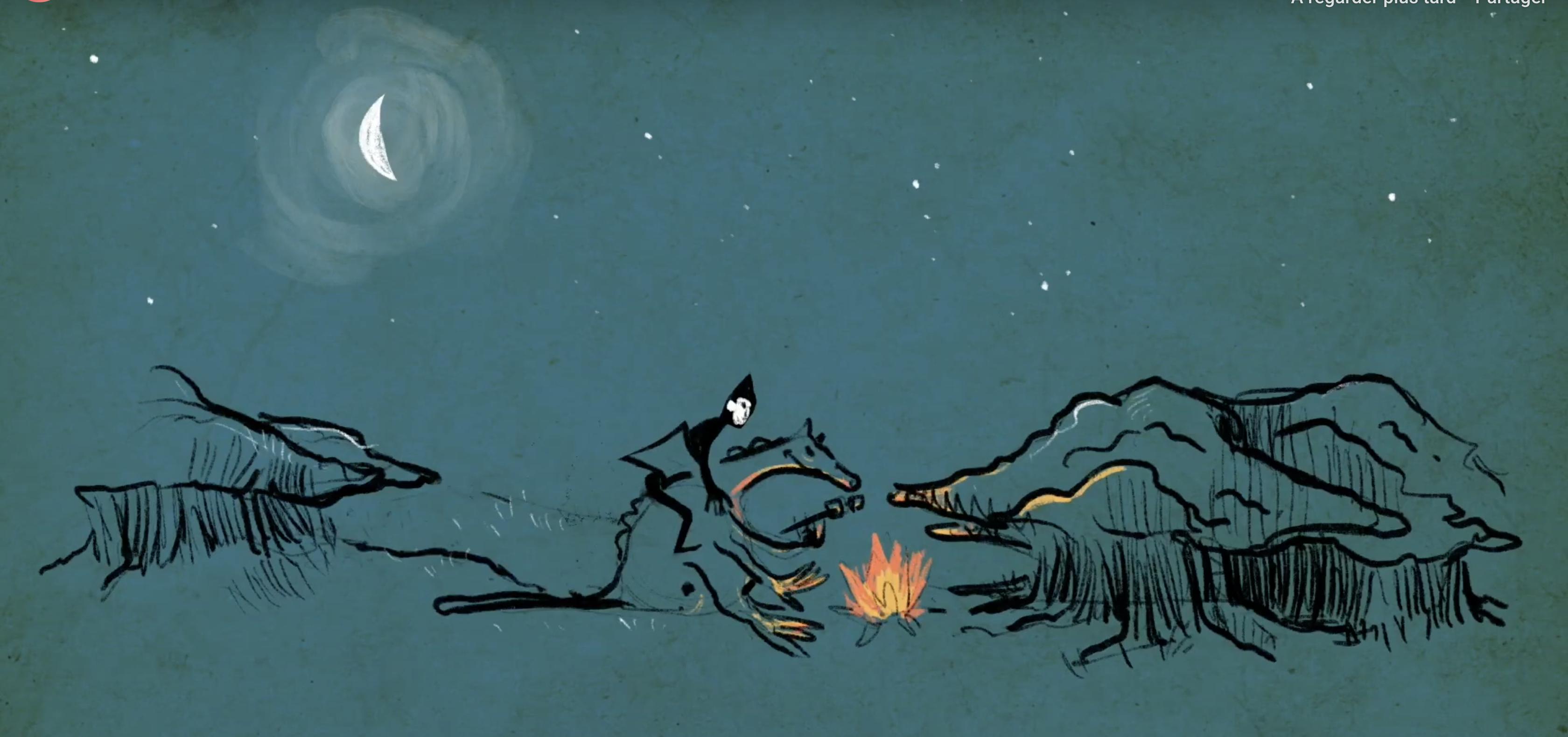 Animation traditionnelle : Balthazar