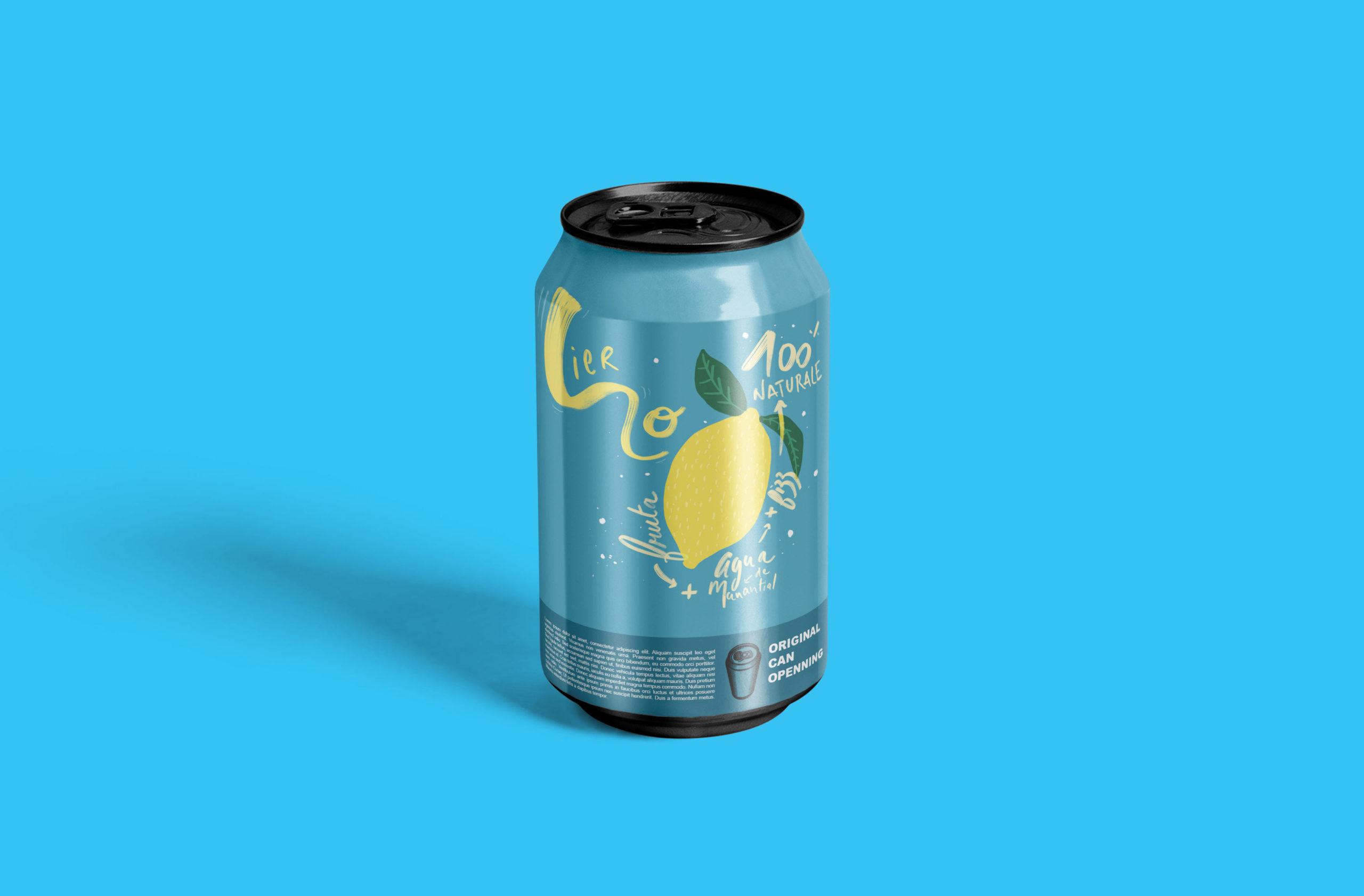 Cierzo - Packaging