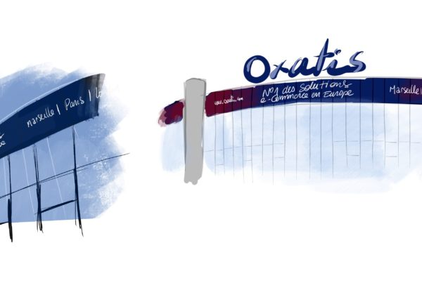 Direction artistique. Oxatis