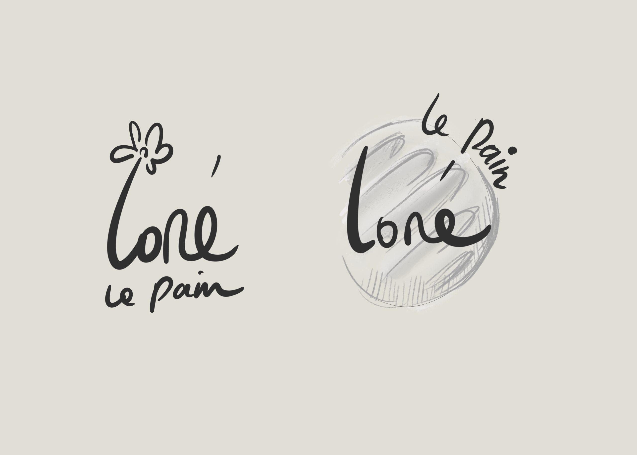 le pain lore, direction artistique. communication globale tous supports